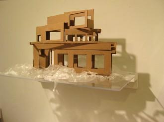 Cardboard Home Side