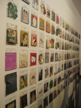 Dimebag Wall at Giant Robot