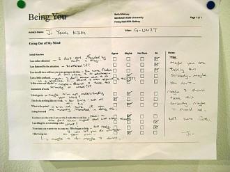 Being Ji Questionnaire